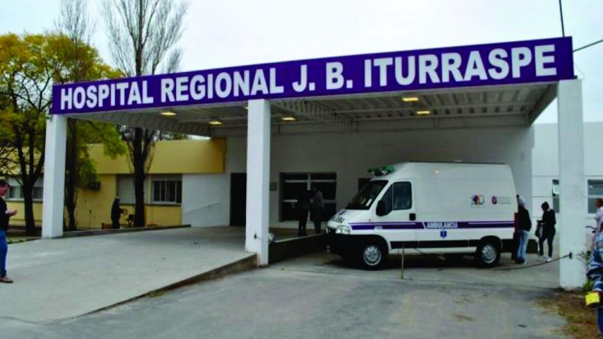 Hospital José Bernardo Iturraspe