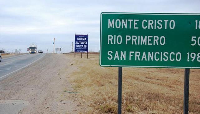 Autopista 19. La Nación aspira a que la autopista a San Francisco esté terminada en cuatro años
