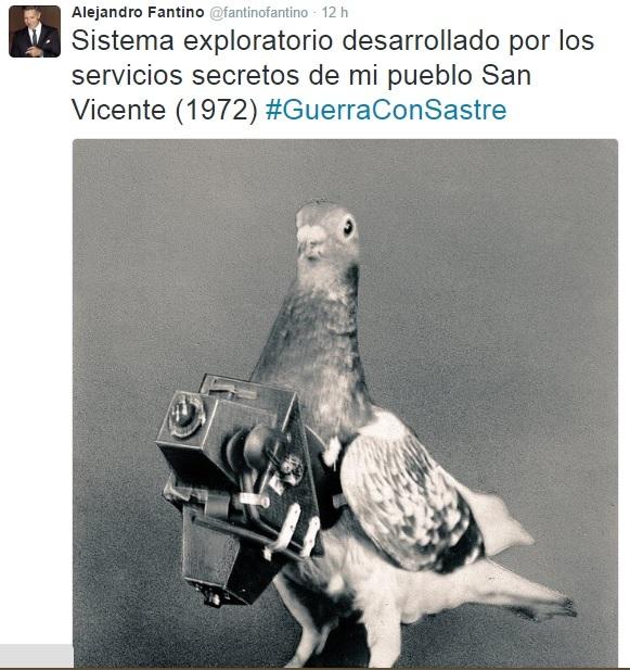 Twitter Alejandro Fantino