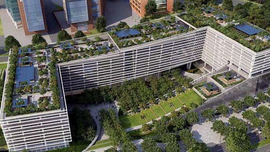 Proponen Incorporar Las Terrazas Verdes En La Ciudad