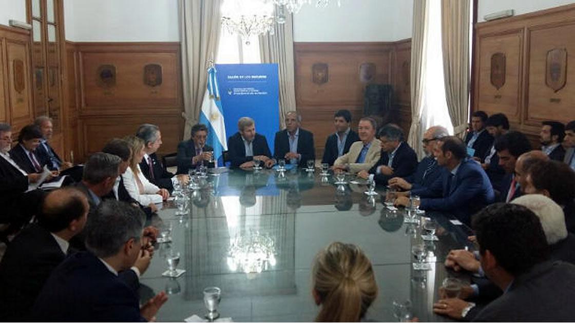 Un nuevo acuerdo con naci n beneficiar a c rdoba en m s for Ministerio del interior cordoba