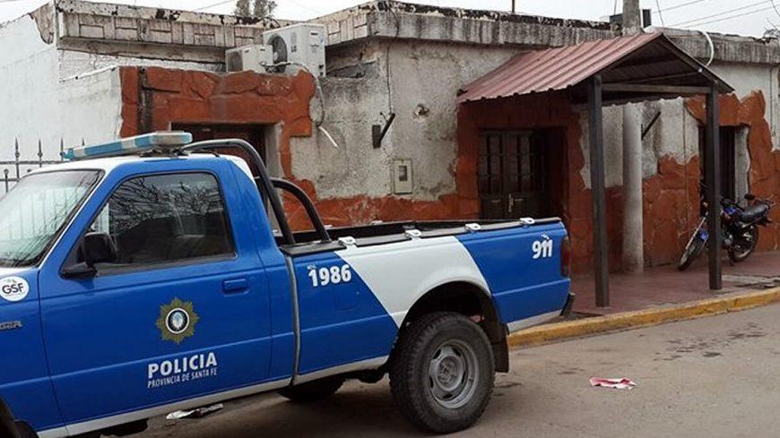 Comisaría de Frontera