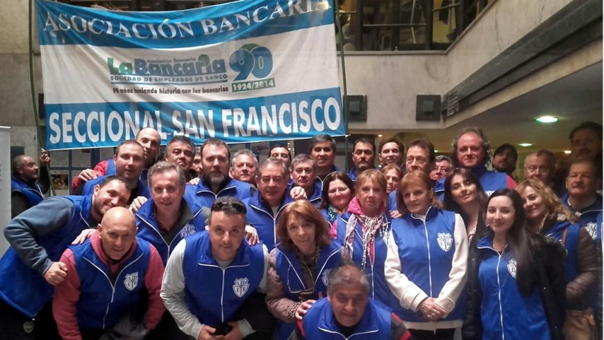Bancarios en Buenos Aires