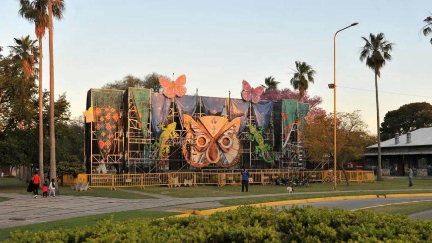 Plaza Vélez Sarfield