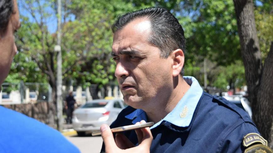 Comisario Inspector Héctor Roldán