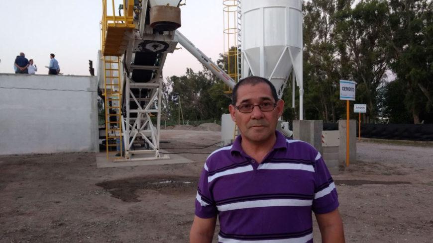 Julio Funes, Presidente de la Federación de Centros Vecinales