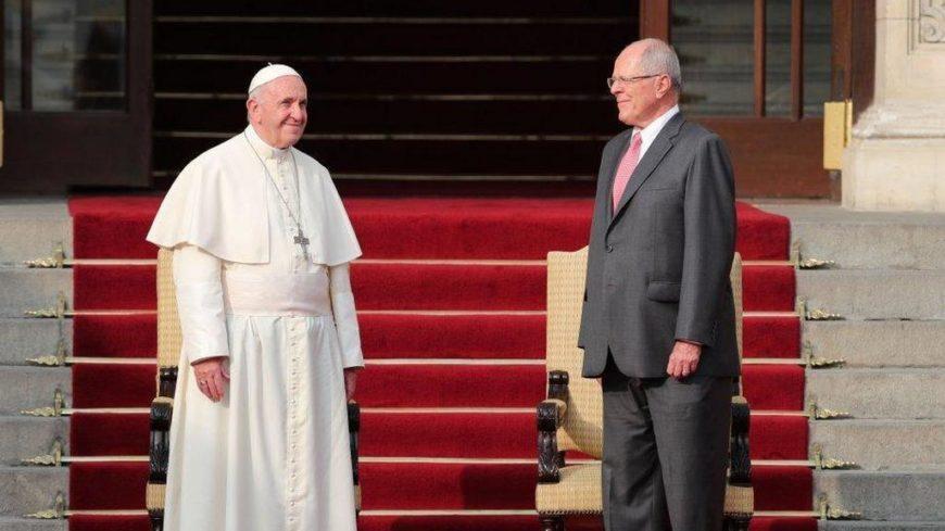 El Papa en latinoamérica