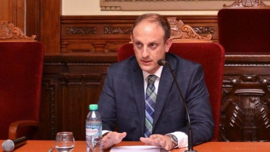 López Peña, a cargo de ejecutivo provincial
