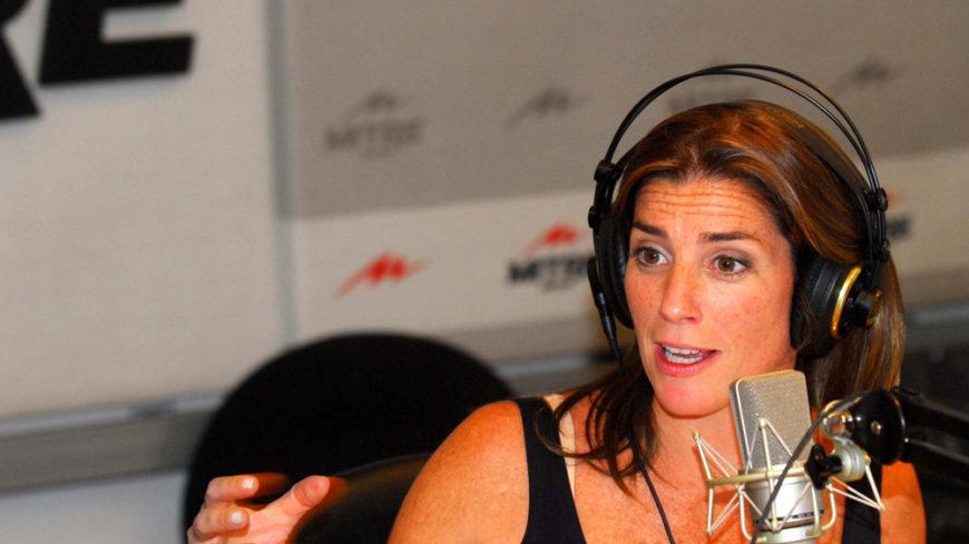 Debora Perez Volpin, la comunicadora y política recientemente fallecida