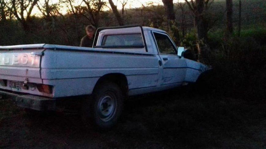 Camioneta protagonista